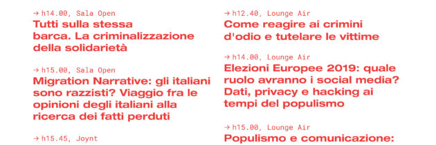 Cild Fest: il 4 dicembre a Milano la giornata delle libertà civili