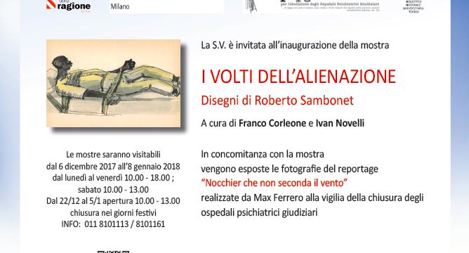 I volti dell'alienazione a Torino