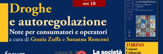 Droghe e autoregolazione a Torino