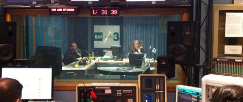 Volti e maschere della pena a Fahrenheit su Radio3