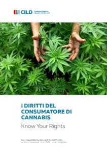 I diritti del consumatore di cannabis. La guida di CILD