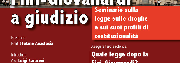 Certamente incostituzionale. Oggi a Roma il seminario.
